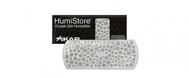 Humificateur Crystal - 250 cigares - Xikar