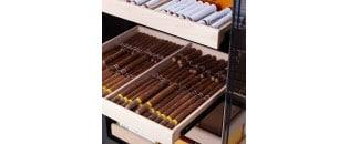 Armoire à cigare CL388 pour 1100 cigares