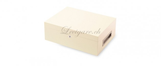 Humidor Villa Spa blanc incluant Cigar Spa