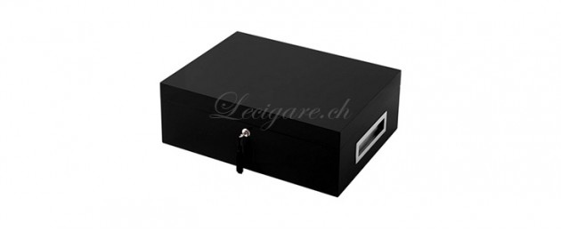 Humidor Villa Spa black...