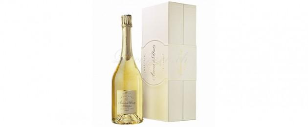Champagner l'Amour de Deutz...