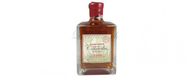 Rum Courcelles - 54% - 1972