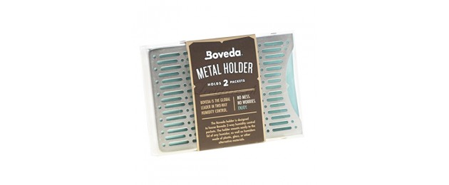 Support métal pour système d'humidification 2 Boveda