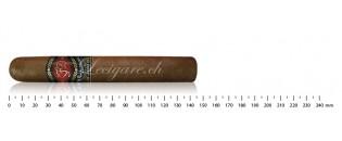 Cavalier Genève Black Serie Robusto Gordo