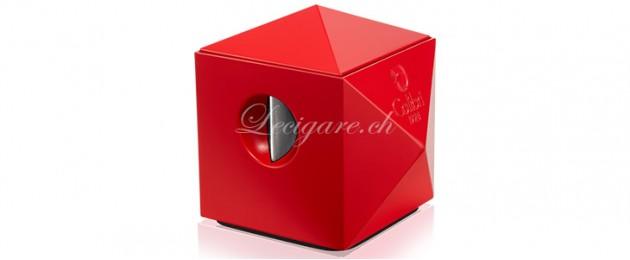 Coupe cigare de table Colibri Quasar Rouge