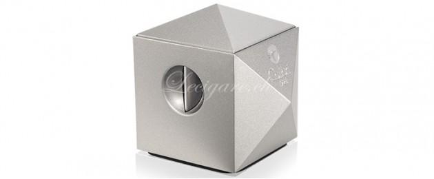 Coupe cigare de table Colibri Quasar Argent