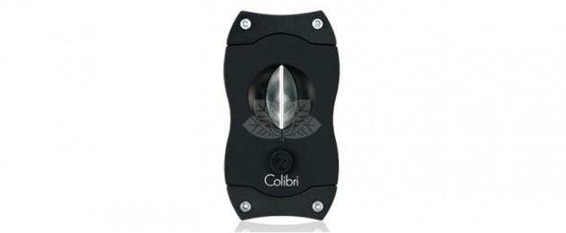 Coupe cigare Colibri V-Cut noir