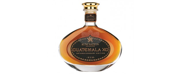 Rhum Nation Guatemala XO...