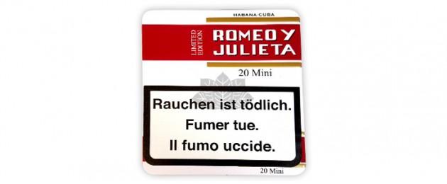 Romeo y Julieta Mini EL2019