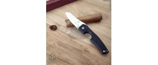 Coupe cigares LE PETIT Wood Ebony by Les Fines Lames