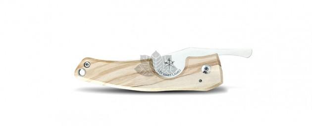 Cigar cutter LE PETIT Wood Olive by Les Fines Lames