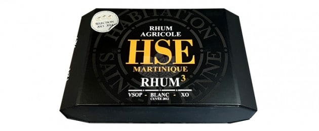 Rhum HSE Finition Coffret VSOP - Blanc - XO