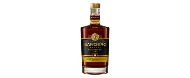Swiss brown rum Banqero Copper