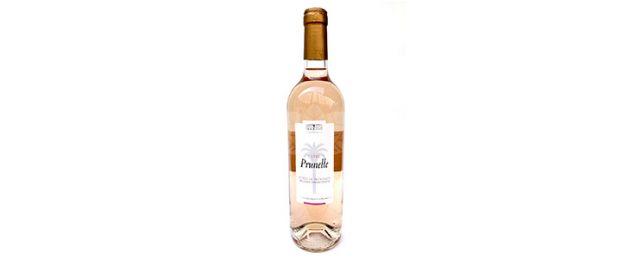 Rosé Wein La prunelle Côte de Provence 2019