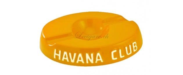 Cendrier Havana club El Socio orange