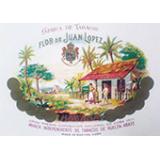 Zigarren Juan Lopez - Zigarren aus Havana Einzeln oder in der Kiste à 25 Zigarren