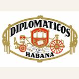 Cuban cigars Diplomaticos, nutty flyvors and a medium body